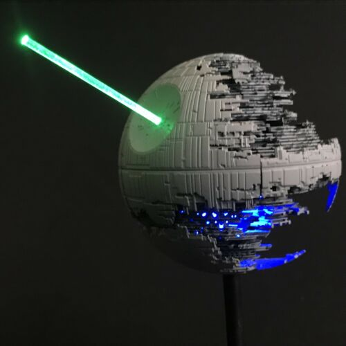 *LIGHTING KIT ONLY* for Bandai Vehicle Series Death Star II 2 Star Wars