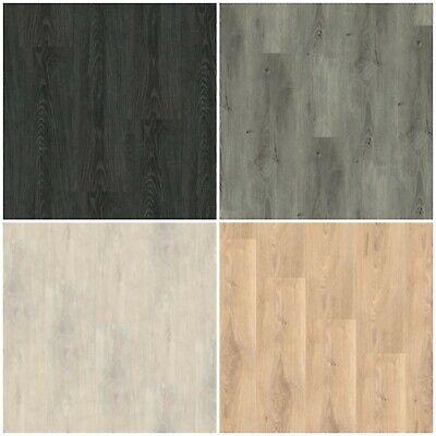LVT Luxury Click Vinyl Flooring 100% Waterproof Bathroom Flooring 1.74M² Pack