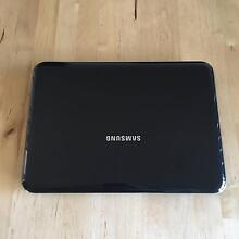 "Samsung Sens X170 Black 11.5"" Laptop Computer & Case Hawthorn Boroondara Area Preview"