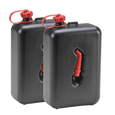 FuelFriend®-PLUS CLEAR 1,5L Reserve Benzinkanister Füllrohr verschließbar