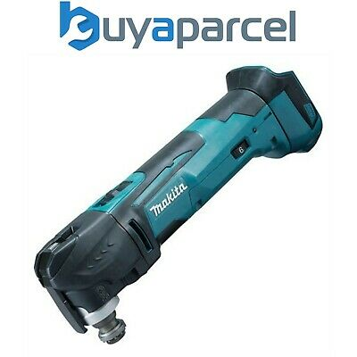 Makita DTM51Z 18v LXT Lithium Multi Tool with Keyless Blade Change Bare Unit