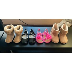 Baby Shoes *4 Pairs