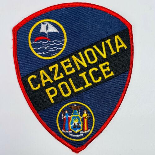 Cazenovia Police Madison County New York NY Patch (A6-B)