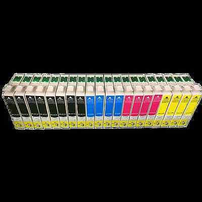 20x Druckerpatronen für Epson Stylus SX100 SX400  SX200W SX205 SX210 SX215 SX218