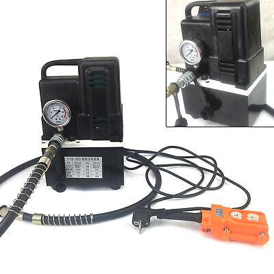 New Hydraulic Pump Portable Hydraulic Oil Pump Electric Pump 1.2kw 3l 1700rmin