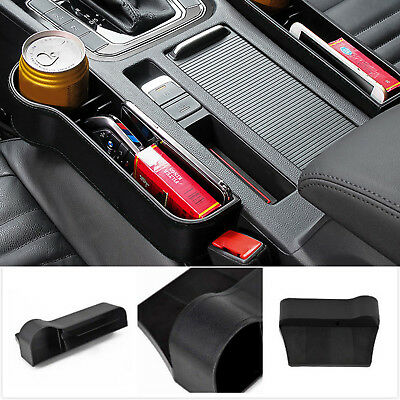 Auto Car Seat Gap Storage Box Organizer Cup Drink Crevice Pocket Stowing Holder Auto Cars Drink Holders