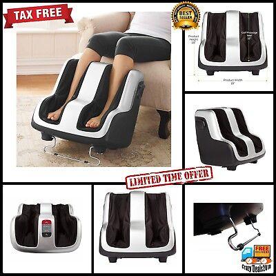 Human Touch Reflex-4 SOOTHE massager Rolling Foot massage Calf Shiatsu Ankle Leg