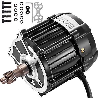 Motor de Velocidad Diferencial 3000rpm Motor Eléctrico de Triciclo 48V-60V 800W