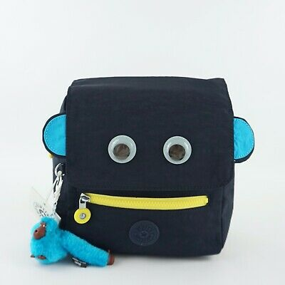 KIPLING CHEERFUL Kids Lunch Bag True Blue SPK