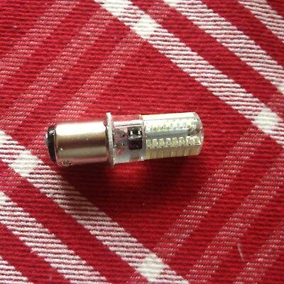 Led Lightbulb For Clarke Super 7 Or B2 Edger Sander 120v Replaces 911113