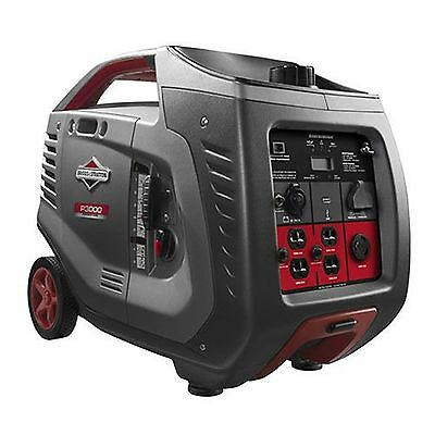Rv Briggs Stratton P3000 - 2600 Watt Power Smart Series Inverter Generator 030