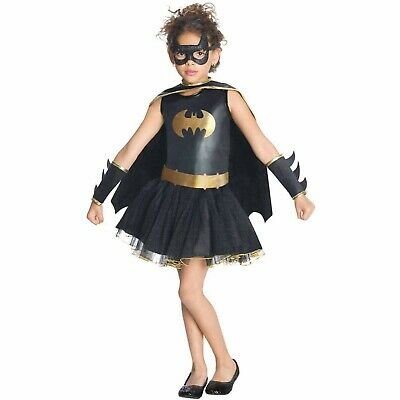 Batgirl tutu Batman Toddler Halloween Costume Sized 2-4 for 1-2 year old](4 Year Old Halloween Costume)