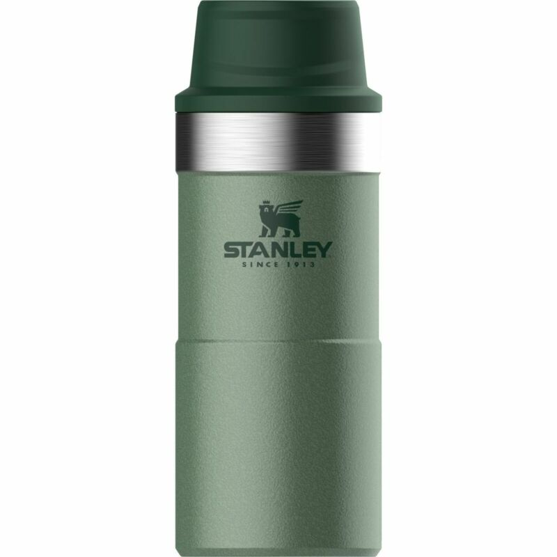 Stanley Trigger Action Travel Mug 350ml 12Oz - Hunting Fishing Outdoors
