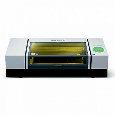 Repossed Roland Versauv Lef-300 Uv Flatbed Printer