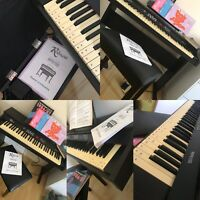 Piano ROBOSON  250$ CAN