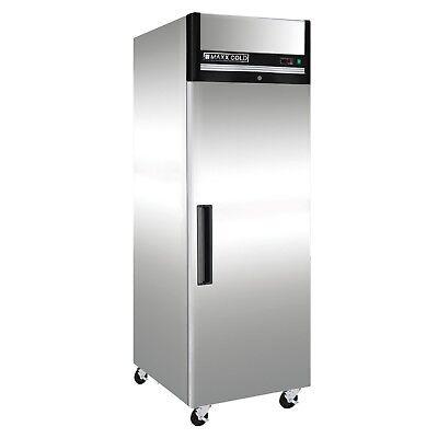Maxx Cold Mxcf-23fd Commercial Nsf 1 One Door Reach In Upright Sub Zero Freezer