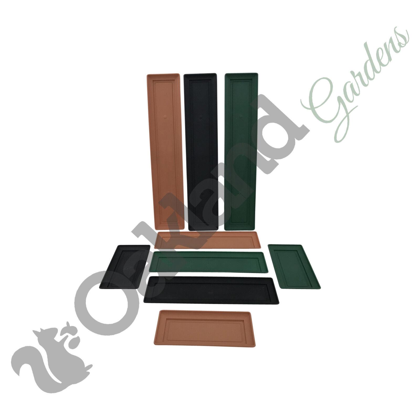 Venetian Window Boxes