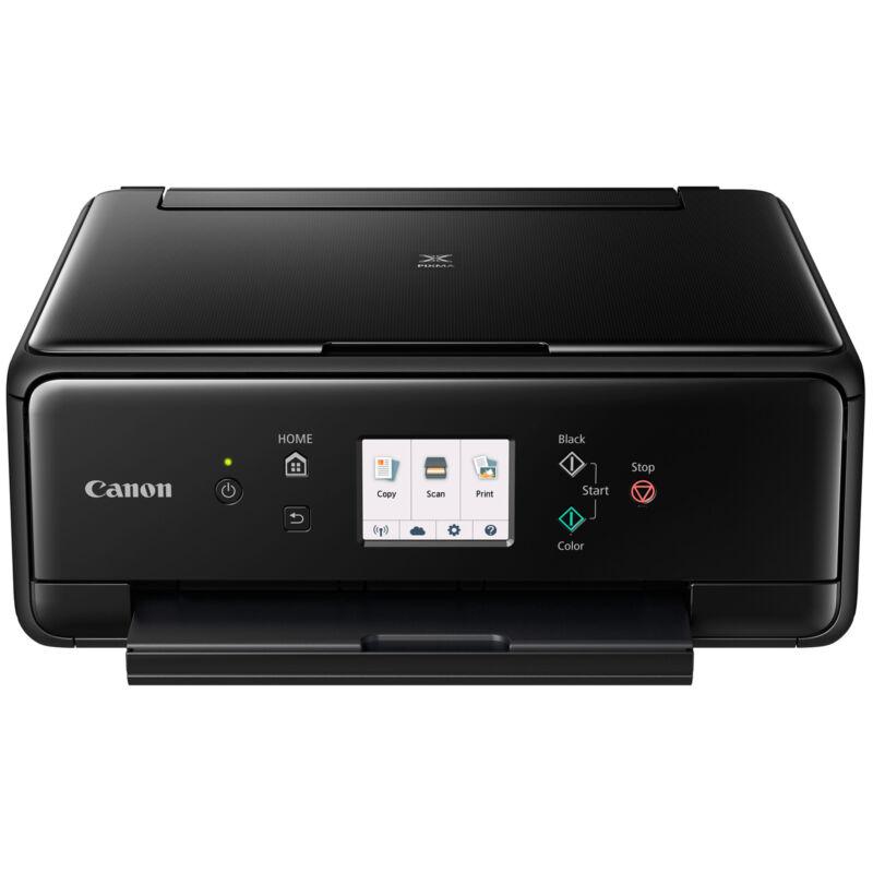 Canon PIXMA TS6120 Wireless All-In-One Printer Black 2229C002