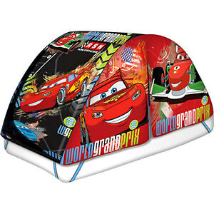 Lightning Mcqueen Twin Bed Tent