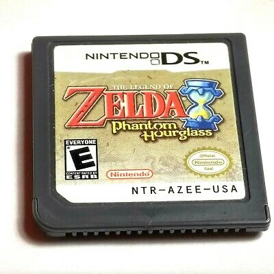 The Legend of Zelda: Phantom Hourglass (DS, 2007) Cart Only Tested # 30103 VG comprar usado  Enviando para Brazil