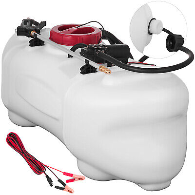 15.8 Gallon Atv Broadcast And Spot Sprayer 0.6gpm Chemical Battery Grass