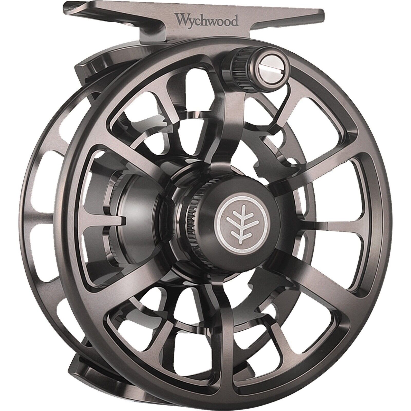 wychwood river and stream fly reel #2//3 Colour is gunmetal.