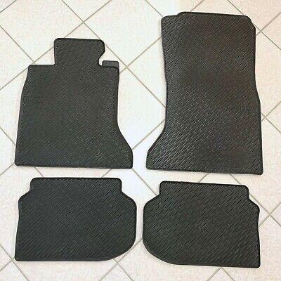 3D Gummi-Fußmatten für BMW 5 F10 F11 2013-2017 4tlg Gummimatten