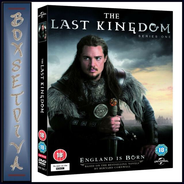 THE LAST KINGDOM - COMPLETE SERIES 1 *BRAND NEW DVD***