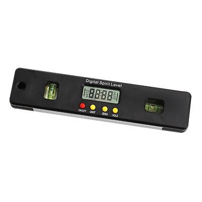 6 Magnetic Spirit Level Tool Digital Carpenter Beam Measuring Metric Rulers