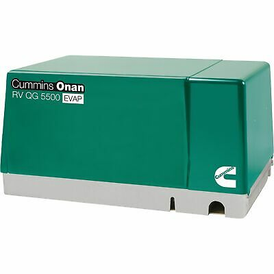 Cummins 5.5hgjab-7103 Onan Gas Rv Generator 5.5 Kwcarbepa Compliant