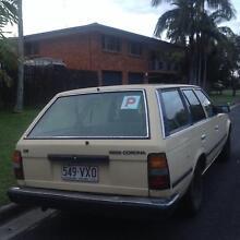 1984 Toyota Corona Wagon Toowoomba 4350 Toowoomba City Preview