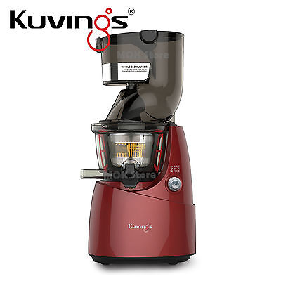 NUC Kuvings Whole Mouth Slow Fruit Juicer KJ-622R /WSJ-962K Juice Extractor, used for sale  Shipping to United States