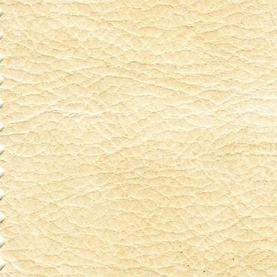 ALLEGRO GLACIER OFF-WHITE MARINE VINYL UPHOLSTERY FABRIC HEAVY GRAIN 5028130 ()