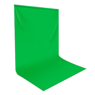 Neewer 5x7ft Green Screen Backdrop Polyester Background Screen for Photo Video