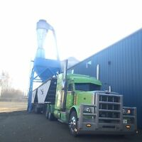 Class 1a grain haul driver wanted full time