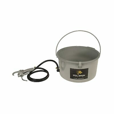 Steel Dragon Tools 418 Handheld Oiler Bucket 10883 For Ridgid 300 535 700 12r...