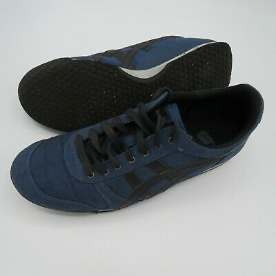 Asics Onitsuka Tiger Ultimate 81 Denim Chambray Blue Shoes D6E5N Men's US 8.5