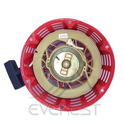 (New Pull Start Red Recoil Cover Fits Honda GX340 11HP & GX390 13HP)