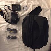 Nikon D5100 16.2 MP Digital SLR Camera Black w/ Accessories Maitland Maitland Area Preview