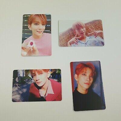 SEVENTEEN 2nd Teen, Age Original Official 4 version Joshua photocard set K-POP