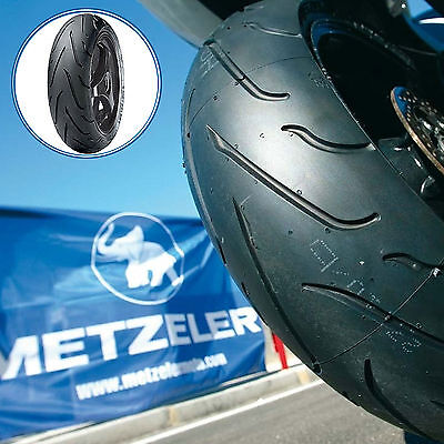 Metzeler Sportec M3 190/50-17 73W Motorcycle Rear Sports Tyre DOT51 Clearance