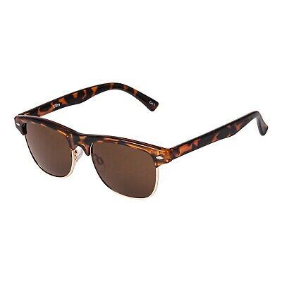 Tortoise Frame Kids Childrens Sunglasses Classic Half Rim Girls Boys Glasses UK