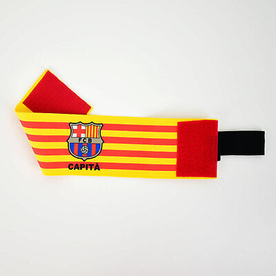 Barcelona Home Captain Armband MESSI Brazalete Capitán Réplica for Shirt Jersey