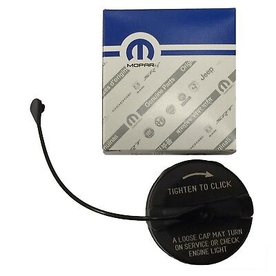 JEEP WRANGLER Fuel Filler Gas Cap With Tether NEW OEM MOPAR New Oem Fuel Cap