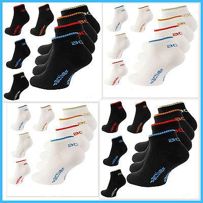 ! Herren,Damen Sneaker Socken Baumwollsocken SportSocken Füßlinge Sneakersocken