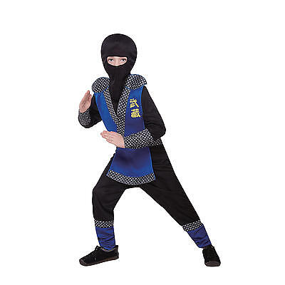 New Blue Ninja Totally Ghoul Halloween Costume](Blue Ninja)