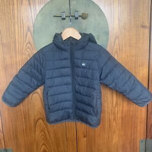QUICKSILVER BOYS PUFFER JACKET SIZE 4 / NEW Yarra Glen Yarra Ranges Preview