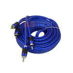 Stinger SI6212 Audio RCA Interconnect Cable 2 Chan picture