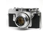 Konihood for Konica f2.0 camera like the Konica III New old stock.