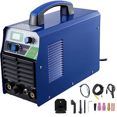 Soldadura eléctrica 160Amp Soldador Inversor TIG-160 ARC MMA Doble potencia 220V